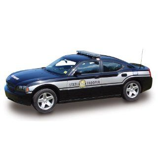 Lindberg Models Dodge Charger North Carolina State Patrol Car 1 24
