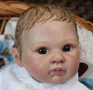 Lisa by A Stoete So Cute Reborn Baby Girl Bellababy