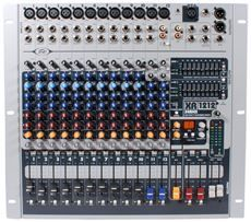 Peavey XR1212 1200W 12 Channel Powered Mixer XR 1212