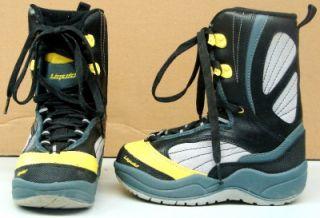 Liquid Kids Snowboard Boots Black Size 3 Used