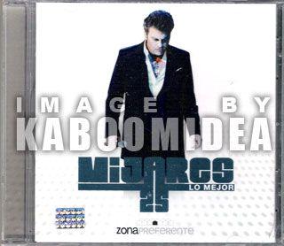 Mijares 25 Lo Mejor Zona Preferente CD New En Vivo Auditorio Nacional