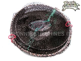 Crayfish Crab Lobster or Fish Trap Net Pot
