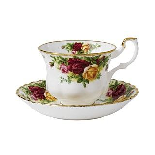 Royal Albert Old Country Roses Dinnerware Collection   Fine China