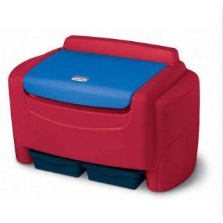 Little Tikes Sort N Store Kids Toy Chest Unused Durable Plastic
