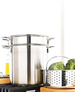 Clad Stainless Steel Multi Pot, 12 Qt.   Cookware   Kitchen