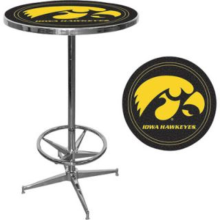 Pub Table U of Iowa Hawkeyes Logo New