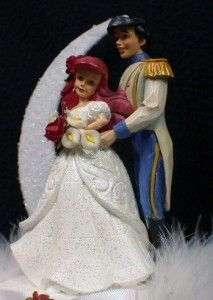 Disney UP Carl And Ellie Chairs Wedding Cake Topper