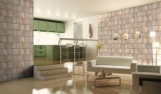 Brick Stone wallpaper Best Choice for Your Kitchen/Living Room