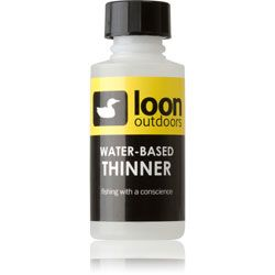 Loon Outdoors Water Based Fly Fishing Tying Thinner