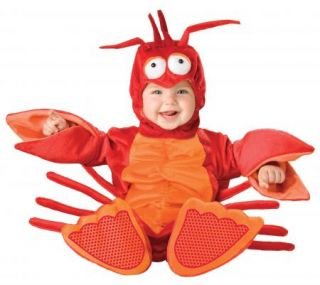 Little Lobster Claws Sea Creature Fish Infant Toddler Halloween