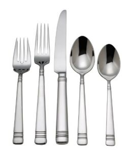 Reed Barton Longwood II 65 Piece Stainless Flatware Set Service for 12