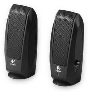 Logitech S120 Speakers for Computer iPod iPhone iPad PC