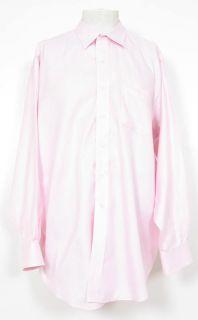 Lorenzo Uomo Elegant Mens Shirt Sz 17 1 2
