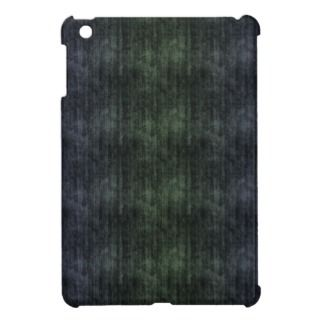 Green Blue Fabric iPad Mini Case