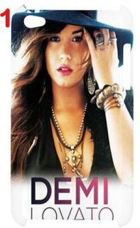 Demi Lovato Fans iPod Touch 4G Hard Case Assorted Style Back Case Only