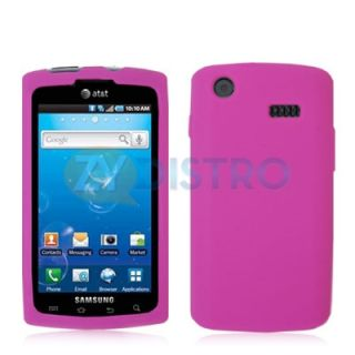 Purple Love Hard Case Cover for Samsung Captivate I897