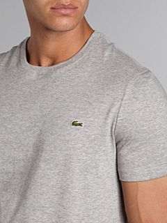 Lacoste Classic crew neck T shirt White
