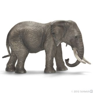 Wild Life 14657 African Elephant Female Animal Schleich