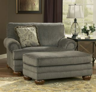 Oliver opean Traditional Fabric Sofa Couch Loveseat Set Living Room