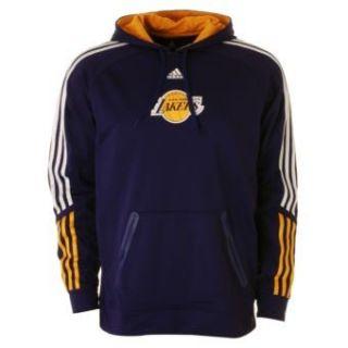 Mens Adidas Los Angeles Lakers Hoody Purple BNWT