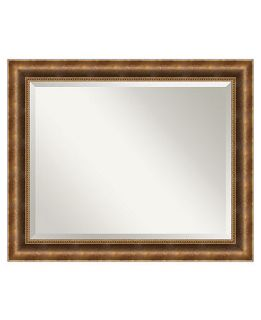 Amanti Art Manhattan Wall Mirror, Extra Large