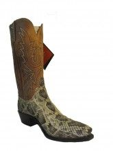 Mens Cowboy Boots Lucchese 1883 Rattle Snake 7918 54