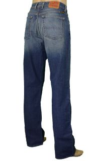 Lucky Brand Jeans Mens Straight Leg 165 Jeans
