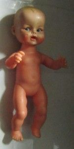 1971 Lorrie Doll 10 Lorrie Baby Doll No Clothes 1971 Lorrie Baby Doll