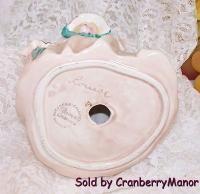 Vintage Florence Ceramics Louise Figurine California Pottery