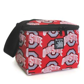OSU Fabric Ohio State University Logo Lunch Box Cooler