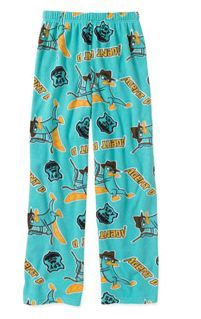 Phineas Ferb Agent P Perry Lounge Pants Pajamas PJs 4 5 6 7 8 10 12 14