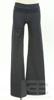 Lululemon Dark Blue Denim Style Lounge Pants Size 6