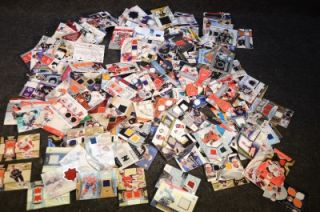 Lot 200 Upper Deck NHL Hockey Game Worn Jersey Cards O Pee Chee Hot