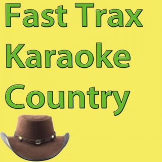 2012 Fast Trax Karaoke Country 4 CD G from 411 to 414 Awesome Track