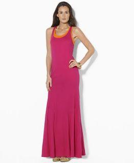 Lauren by Ralph Lauren Petite Dress, Dianna Sleeveless Scoop Neck Tank