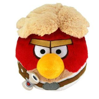 Angry Birds Star Wars 5 Bird   Luke