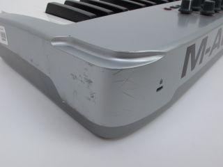 Audio Oxygen 61 USB MIDI Keyboard