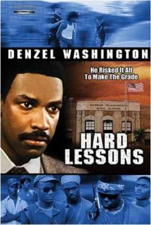Hard Lessons New DVD