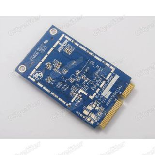 Apple Broadcom BCM94322MC BCM4322 agn PCI E WiFi Wireless LAN Card