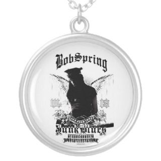 Bob Spring   Necklace   Death above