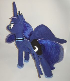 Little Pony Friendship Is Magic Princess Luna Plush Plushie G4