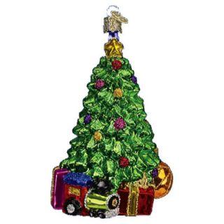 Old World Christmas Christmas Morning Tree Gift Boxed