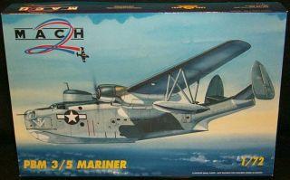 72 Mach 2 Martin PBM 3 5 Mariner U s Navy Seaplane