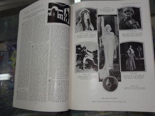 Magazine Feb 1923 INA Claire John Barrymore Hamlet Mae Murray