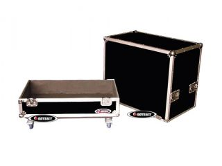 Odyssey Cases FZG412LW New Large Guitar Speaker Cabinet Flight Case w