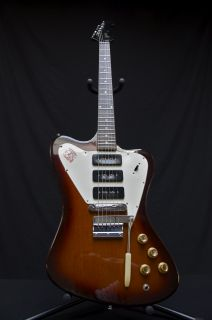 Vintage 1966 Gibson Firebird III Guitar Closet Classic Must See