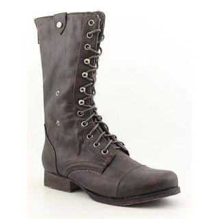 Madden Girl Geirard Womens Sz 9 Brown Pari Boots Calf Shoes