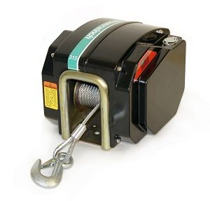 Powerwinch 315 Trailer Winch for Boats Up to 4 000 Lbs