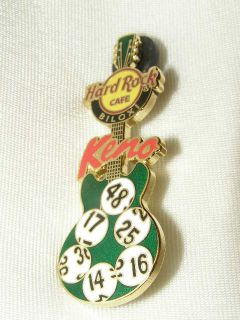 Hard Rock Cafe Pin Osaka Japan Citywalk Motorcycle
