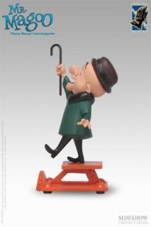 The Electric Tiki Teeny Weeny Mini Maquette captures Mr. Magoo as he